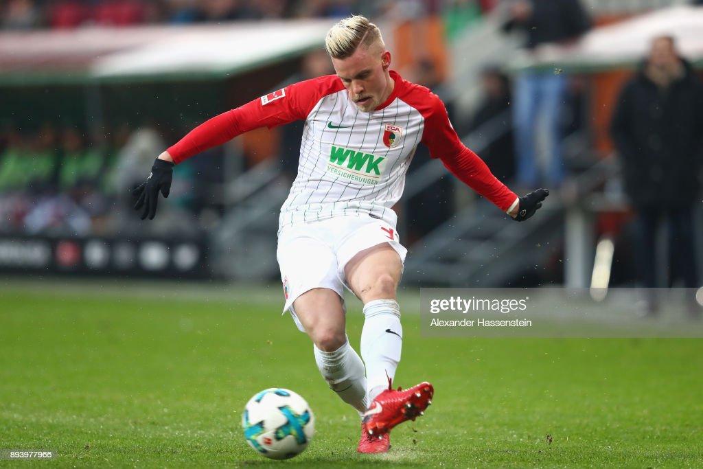 FC Augsburg v Sport-Club Freiburg - Bundesliga : News Photo