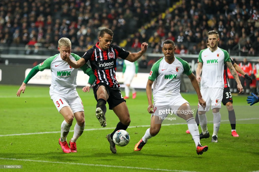 Eintracht Frankfurt v FC Augsburg - Bundesliga : News Photo