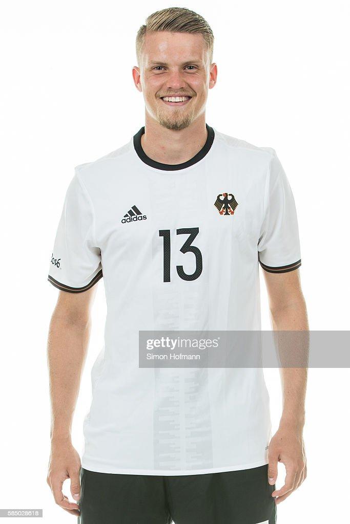 German Olympic Football Team - Photocall