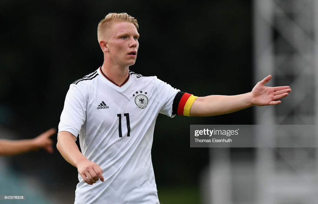 U20 Czech Republic v U20 Germany - Elite League