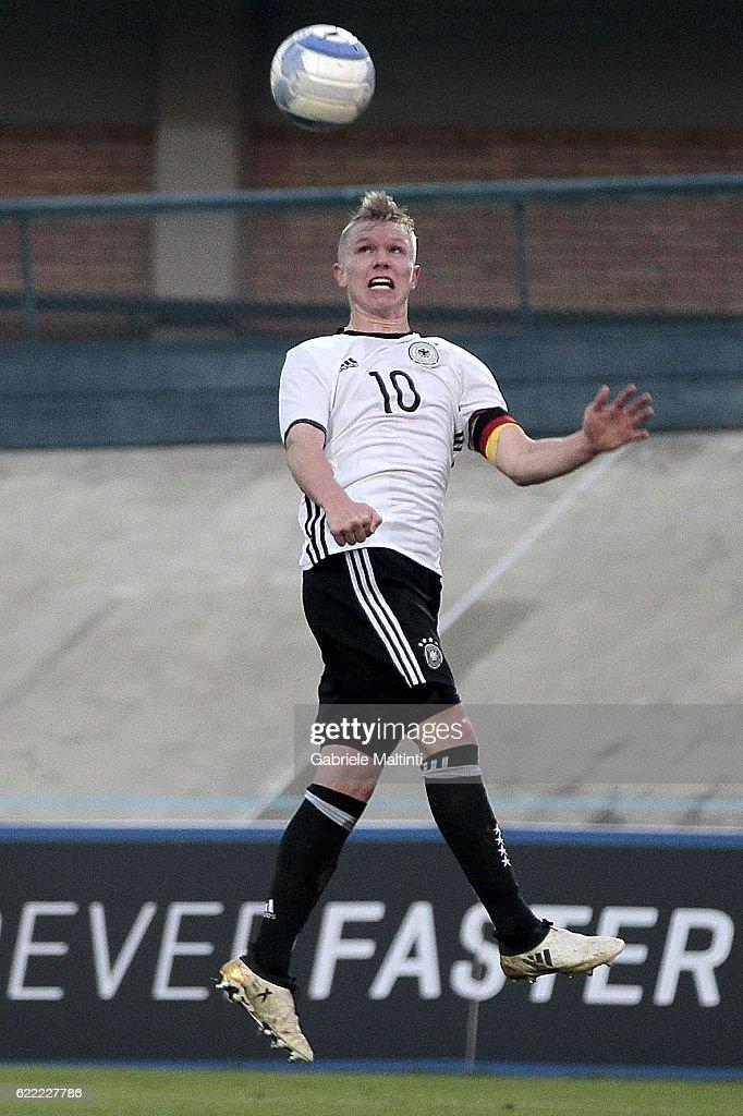 Italy U20 v Germany U20