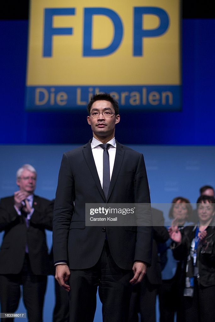 FDP Holds Federal Convention : News Photo