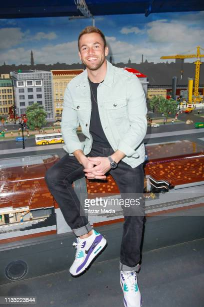 Philipp Stehler attends the premiere of the film LEGO City Cops In Action at LEGOLAND Discovery Center Berlin on March 27 2019 in Berlin Germany