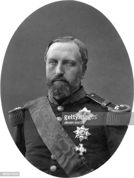 Philipp von Belgien *24031837 Prinz von Belgien Graf von Flandern Vater von Albert I Portrait undatiert Aufnahme Géruzet Frères