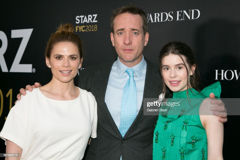 For Your Consideration Event For Starz's 'Counterpart' And 'Howards End' - Arrivals : ニュース写真