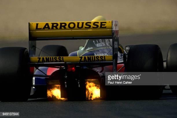 Philippe Alliot LarrousseLamborghini LH93 Grand Prix of France Circuit de Nevers MagnyCours 04 July 1993