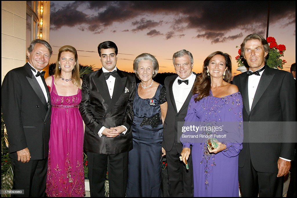 12th Annual 'Grand Bal De Deauville' Organised By Christian Dior And Lucien Barriere : News Photo