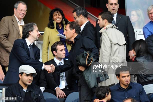 Philippe BOINDRIEUX / Eric BESSON Paris Saint Germain / Nice 8e journee Ligue 1