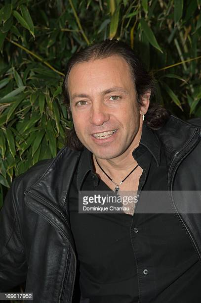 Philippe Candeloro is sighted at the French Open 2013 at Roland Garros on May 29 2013 in Paris France