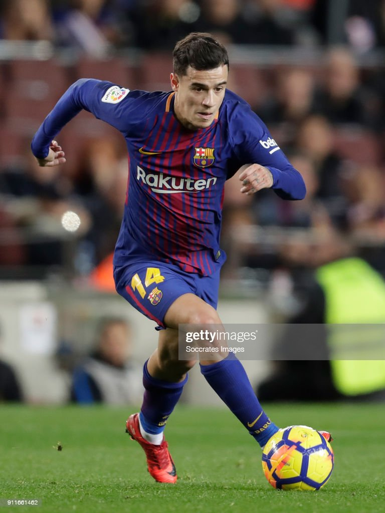 FC Barcelona v Deportivo Alaves - La Liga Santander : ニュース写真