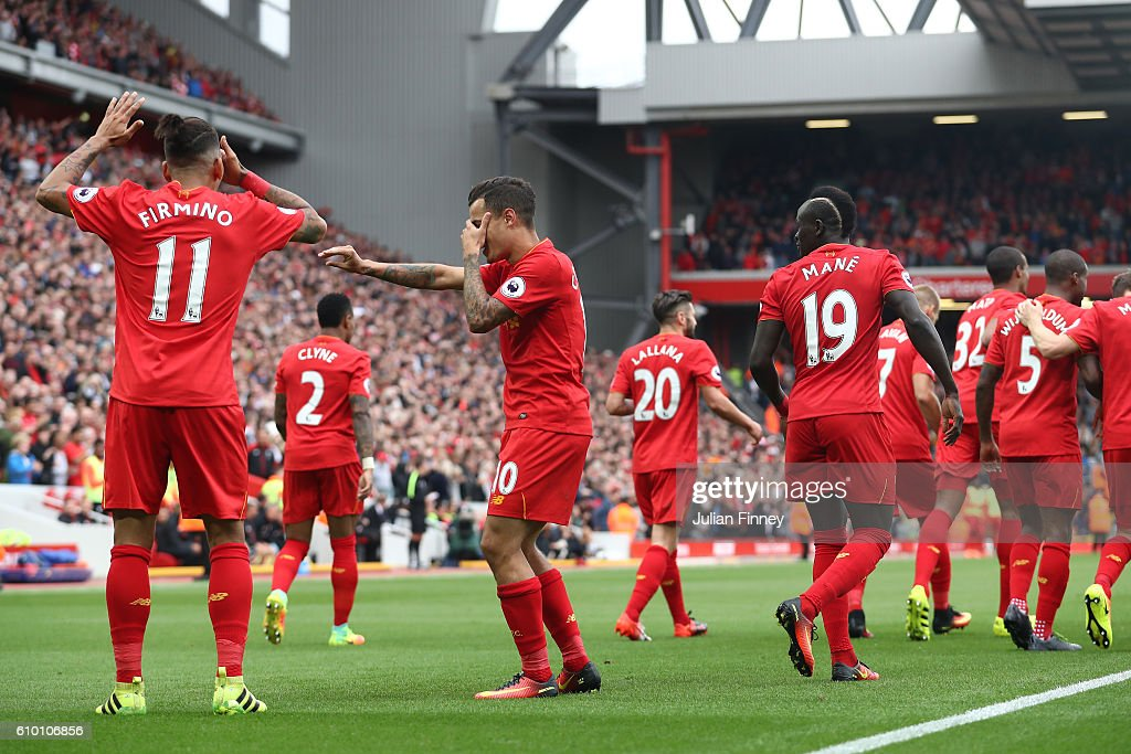 Liverpool v Hull City - Premier League : Nachrichtenfoto