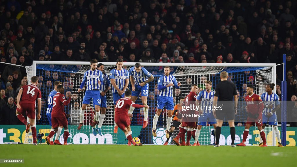 Brighton and Hove Albion v Liverpool - Premier League