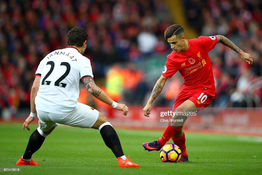 Liverpool v Watford - Premier League : ニュース写真