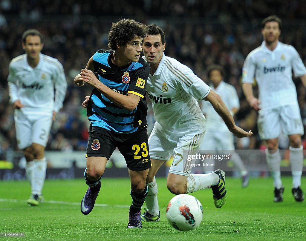 Real Madrid CF v RCD Espanyol  - Liga BBVA : News Photo