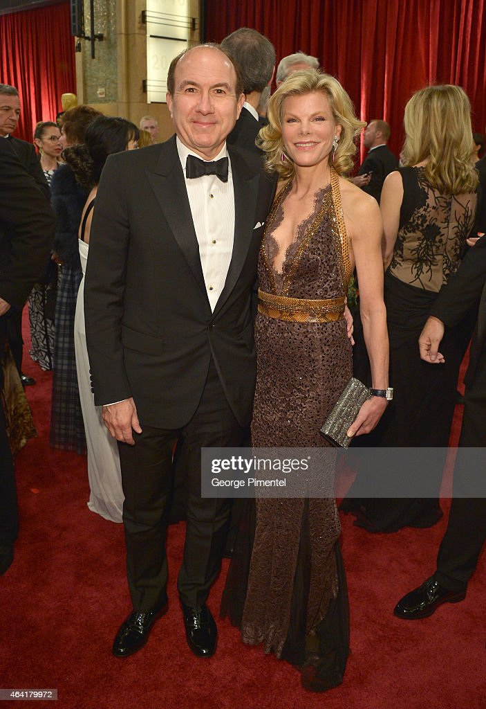 87th Annual Academy Awards - Executive Arrivals