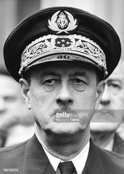 Philippe De Gaulle Portrait