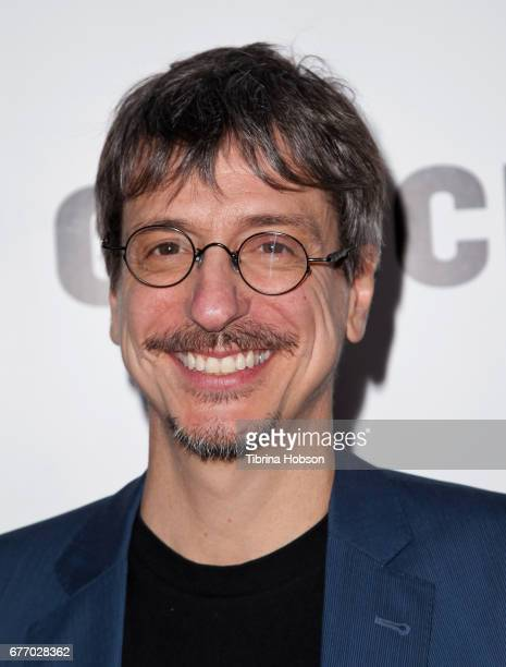 Philippe Falardeau attends the premiere of IFC Films 'Chuck' at ArcLight Cinemas on May 2 2017 in Hollywood California