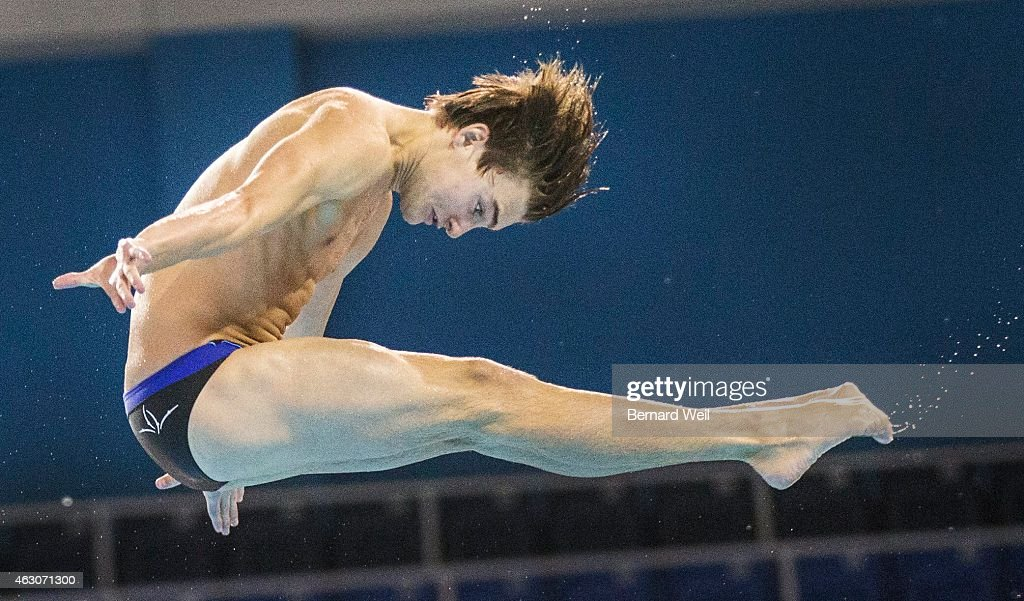 Diving Chmpionships : News Photo