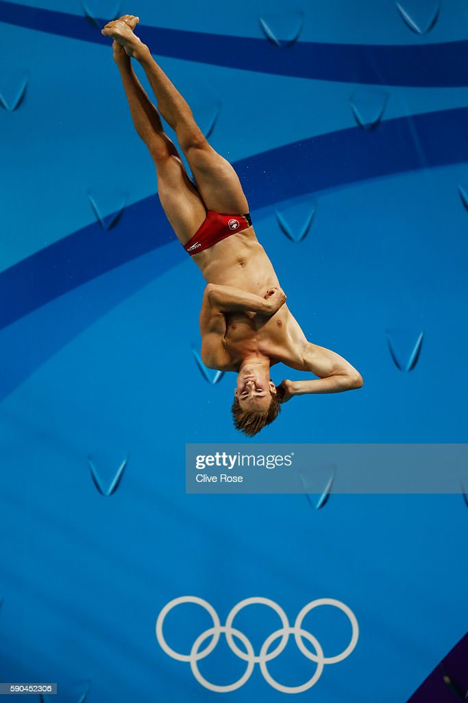 Diving - Olympics: Day 11
