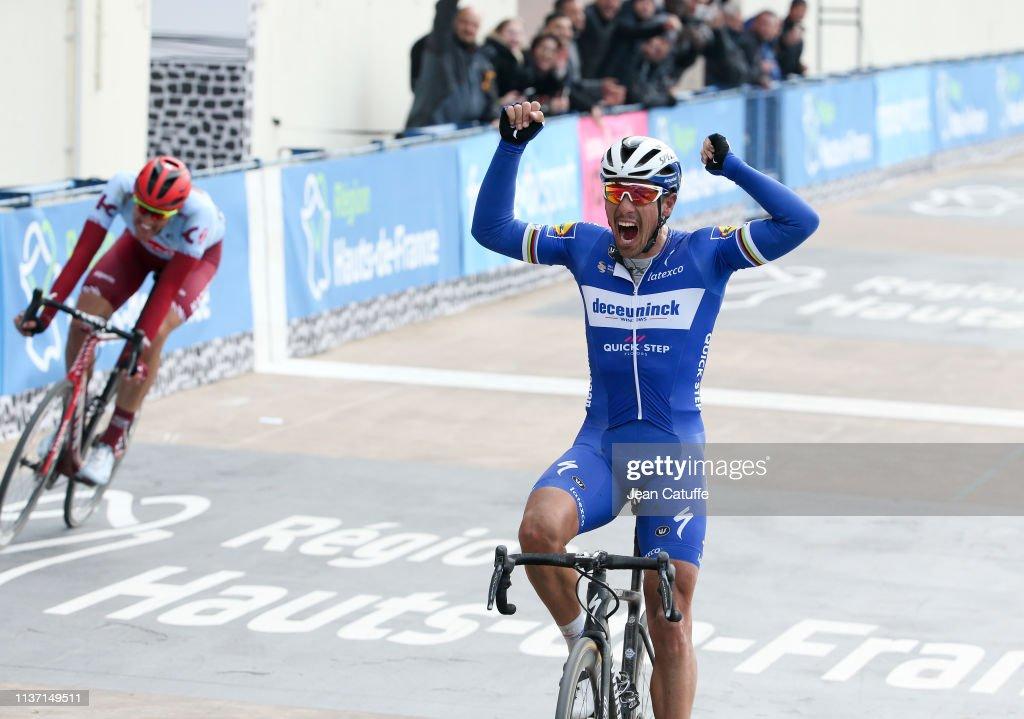 117th Paris-Roubaix : News Photo