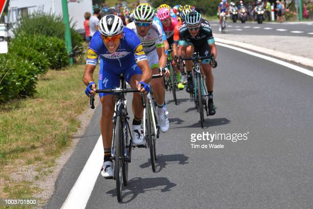 Philippe Gilbert of Belgium and Team QuickStep Floors / during the 105th Tour de France 2018 Stage 15 a 1815km stage from Millau to Carcassonne / TDF...