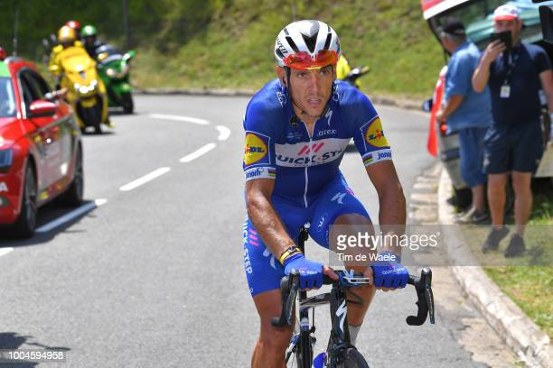 Philippe Gilbert of Belgium and Team QuickStep Floors / during the 105th Tour de France 2018 Stage 16 a 218km stage from Carcassonne to...