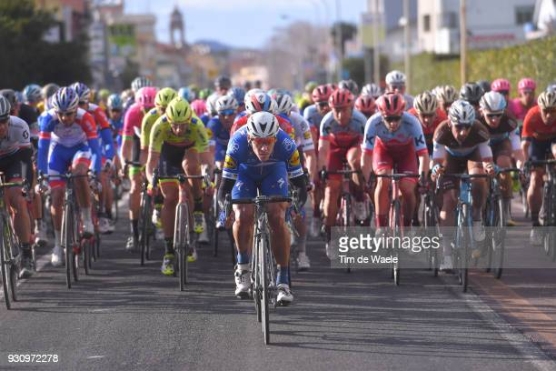 Philippe Gilbert of Belgium during the 53rd TirrenoAdriatico 2018 Stage 6 a 153km stage from Numana to Fano on March 12 2018 in Fano Italy