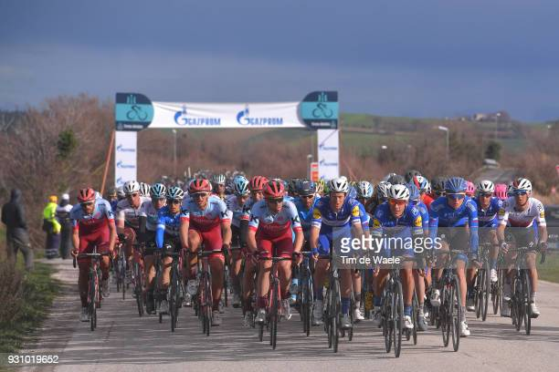 Philippe Gilbert of Belgium / Niki Terpstra of The Netherlands / Alex Dowsett of Great Britain / Marcel KITTEL of Germany / Michal Kwiatkowski of...