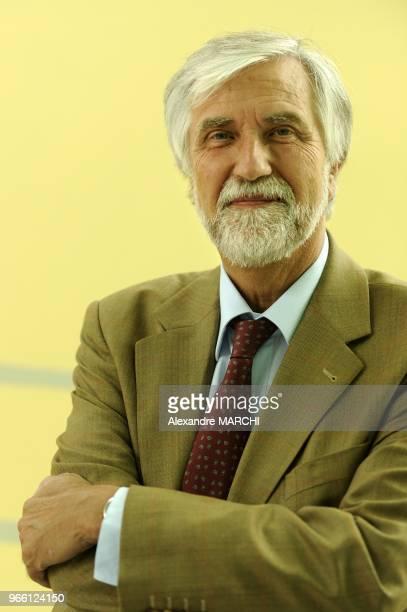 Philippe Goddin cowriter of the new Herge Museum