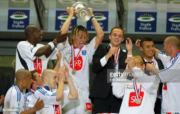Philippe MEXES PSG /Auxerre Finale Coupe de France de football 20022003 Stade de France Saint Denis