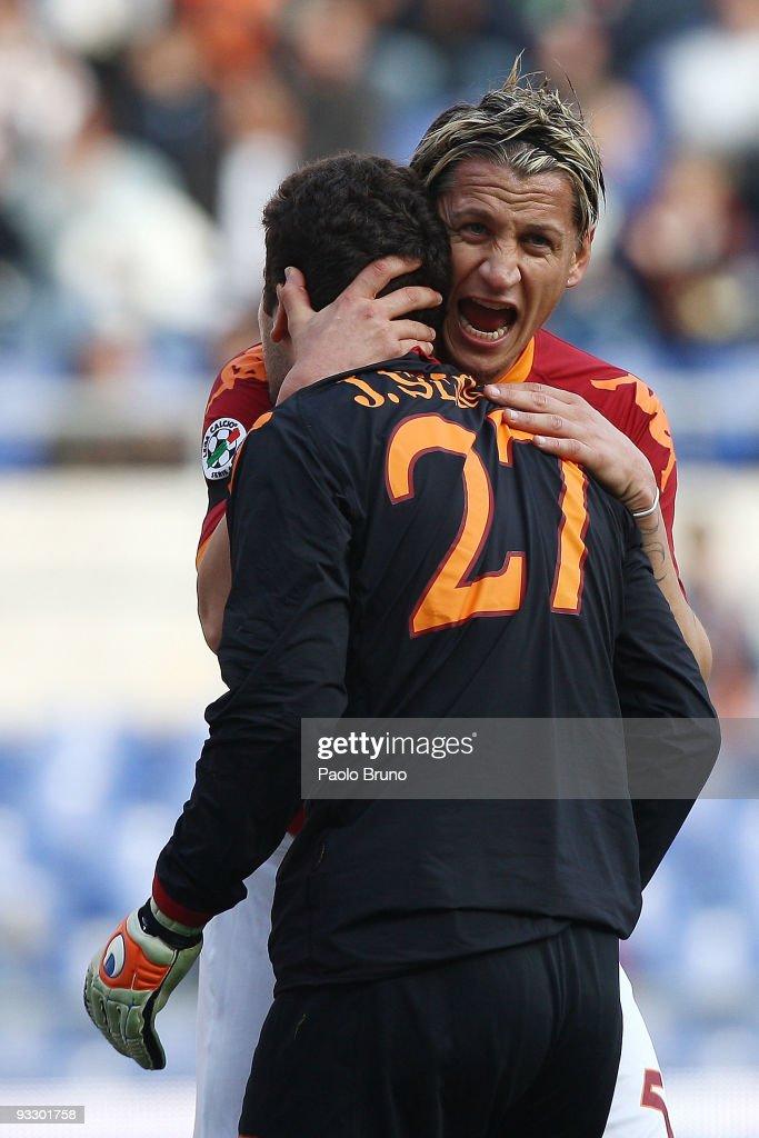 AS Roma v AS Bari - Serie A