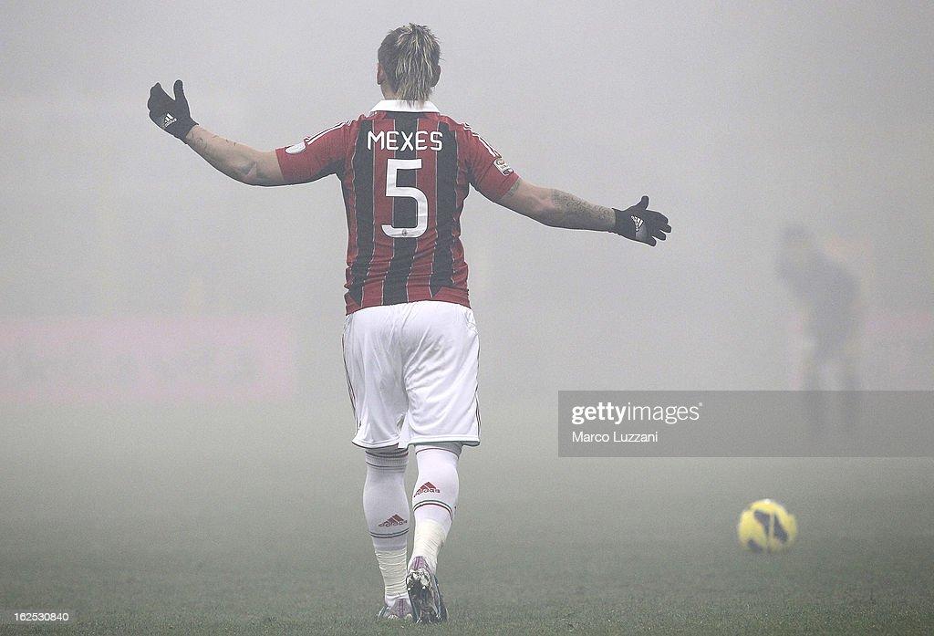 FC Internazionale Milano v AC Milan - Serie A : News Photo
