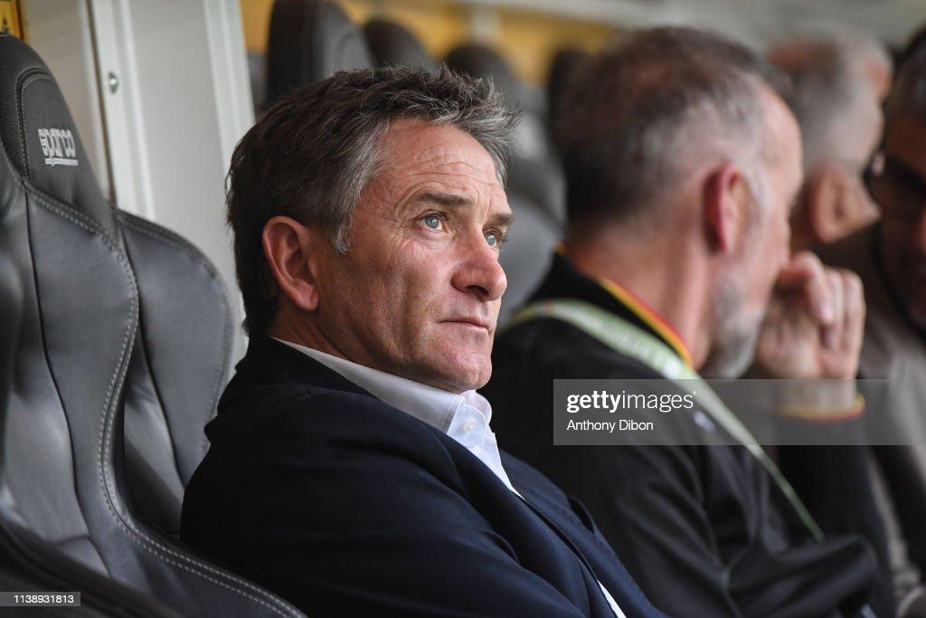 FRA: RC Lens v FC Lorient - Ligue 2