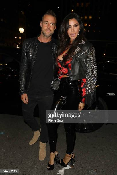 Philippe Plein arrives at Harper's BAZAAR Celebration of 'ICONS By Carine Roitfeld' at The Plaza Hotel presented by Infor Laura Mercier Stella Artois...
