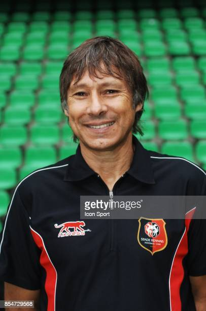 Philippe REDON Photo officielle du Stade Rennais 2006/2007