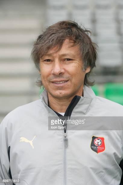 Philippe REDON Photo Officielle de Rennes