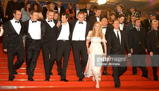 Philippe Rombi Dany Boon Christophe Rossignon Guillaume Canet Christian Carion Diane Kruger Gary Lewis Benno Furmann Daniel Bruhl and Alex Ferns