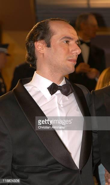Philippe Rombi during 2005 Cannes Film Festival 'Joyeux Noël' Departures at Palais de Festival in Cannes France