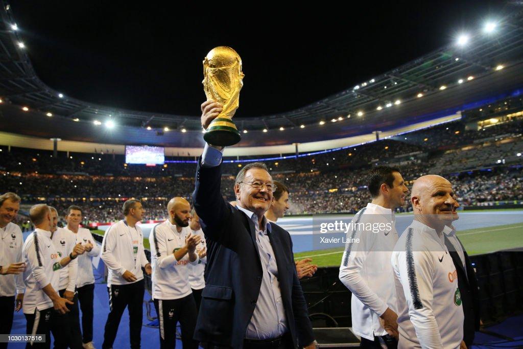 France v Netherlands - UEFA Nations League A : Photo d'actualité