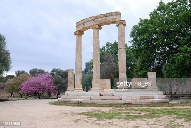 Philippeion at Ancient Olympia
