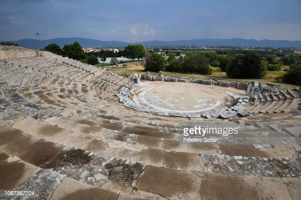 Philippi Archaeological Site in Kavala It is a city in northern Greece the principal seaport of eastern Macedonia and the capital of Kavala regional...