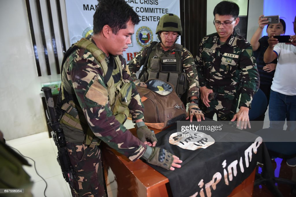 PHILIPPINES-UNREST-CONFLICT : News Photo