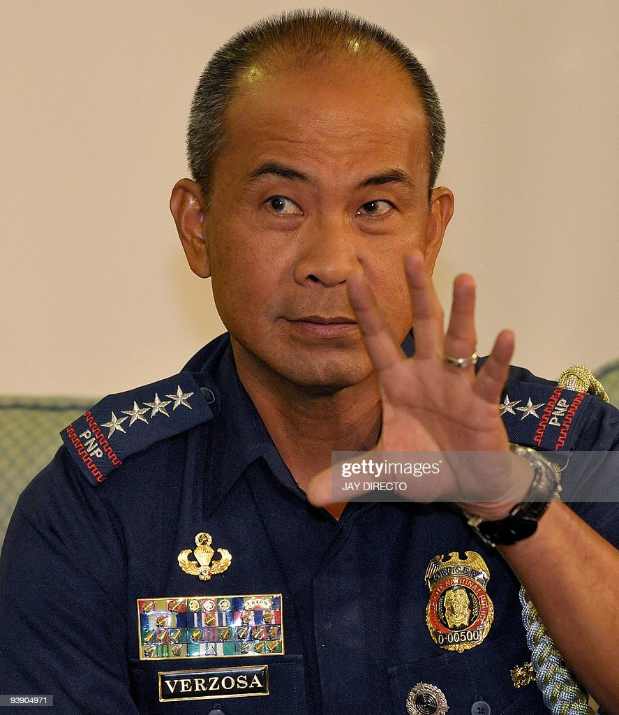 Philippine National Police (PNP) Chief J : News Photo