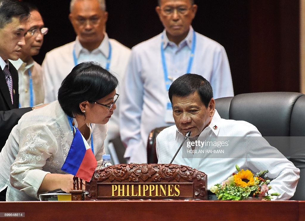 ASEAN Summit in Laos