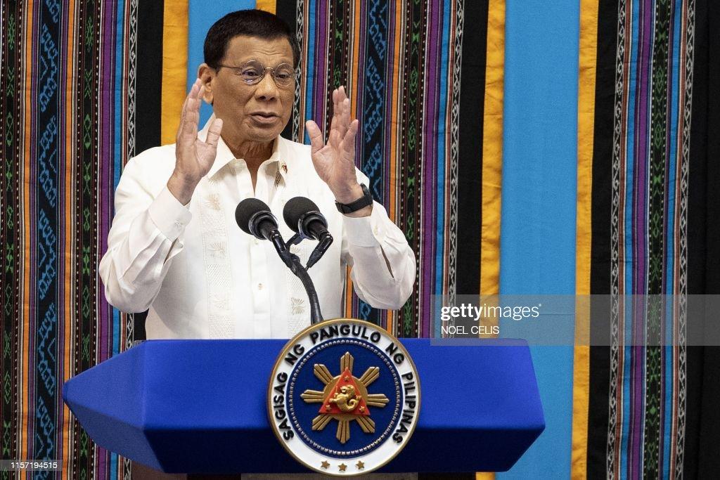 PHILIPPINES-POLITICS : News Photo