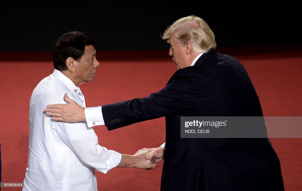 TOPSHOT-PHILIPPINES-ASEAN-SUMMIT : News Photo