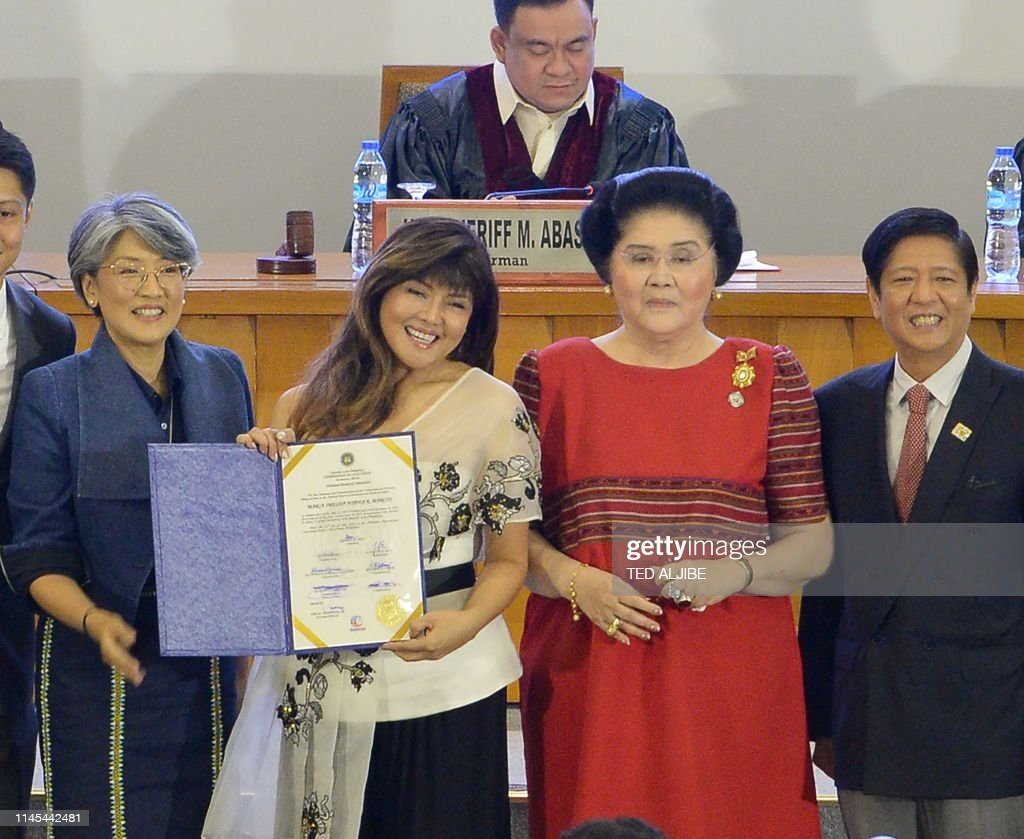 PHILIPPINES-VOTE : News Photo
