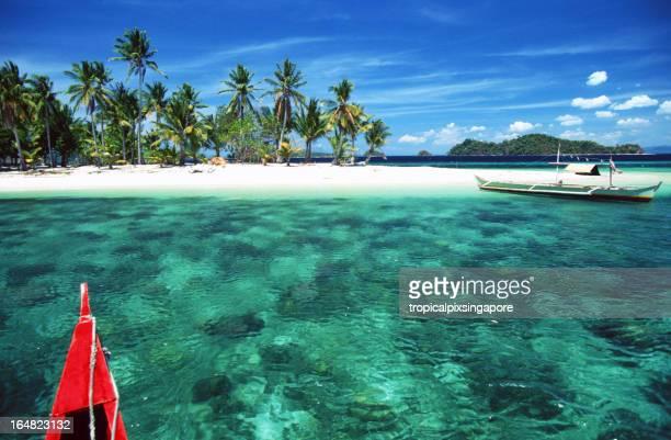Isola di Palawan, Filippine, El Nido, isola.