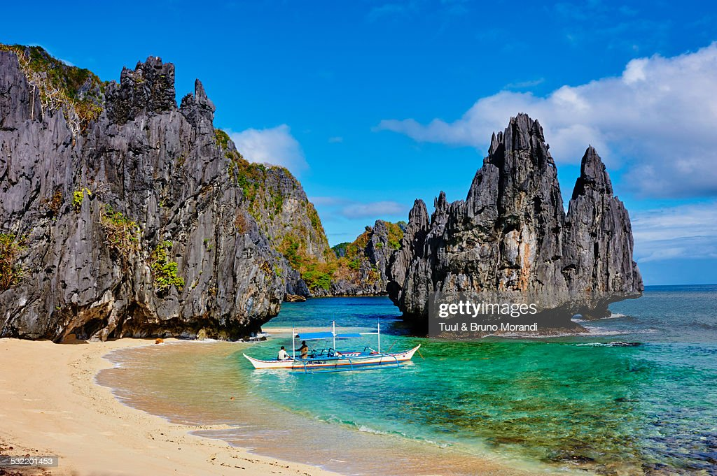 Philippines Palawan El Nido High Res Stock Photo Getty Images