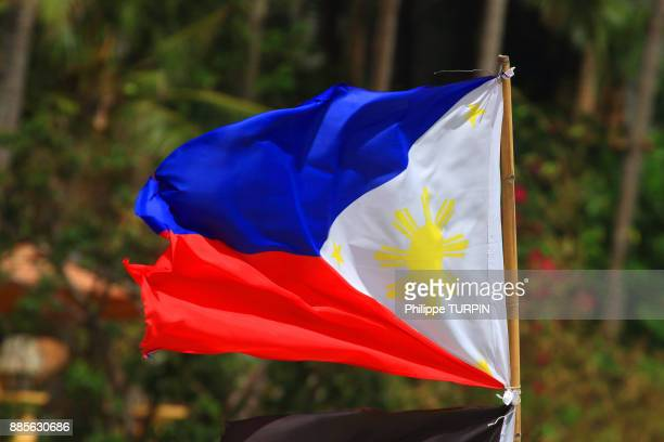 philippines, philippines flag. - philippines flag stock pictures, royalty-free photos & images